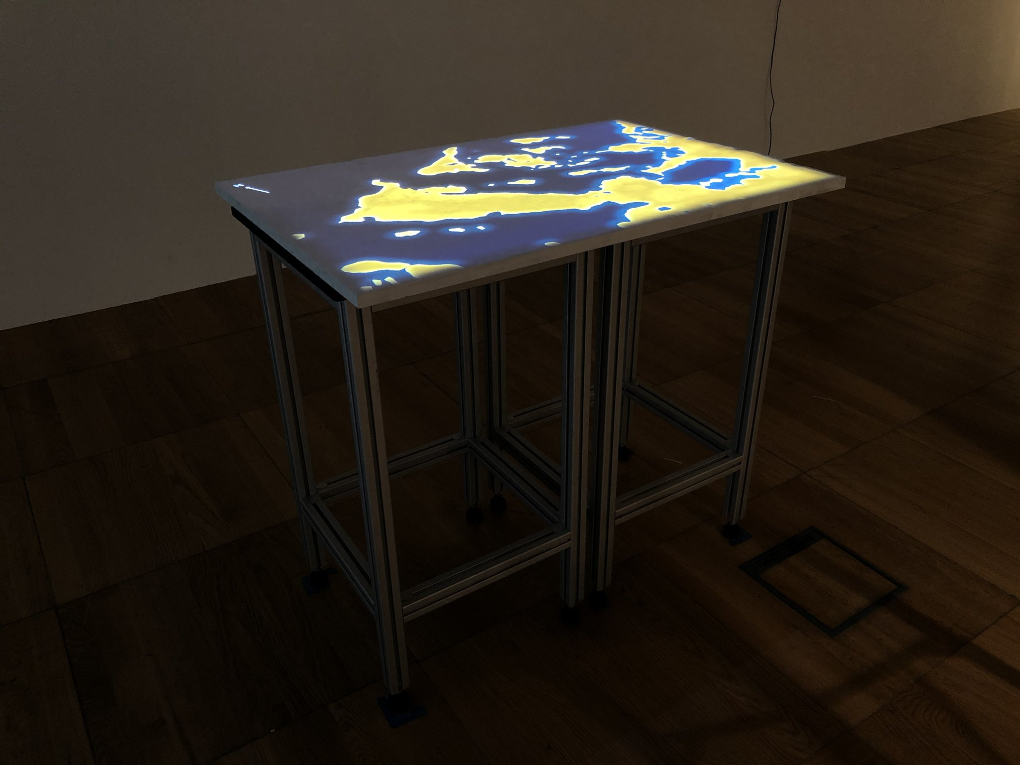 Sealevel Change Abu Dhabi